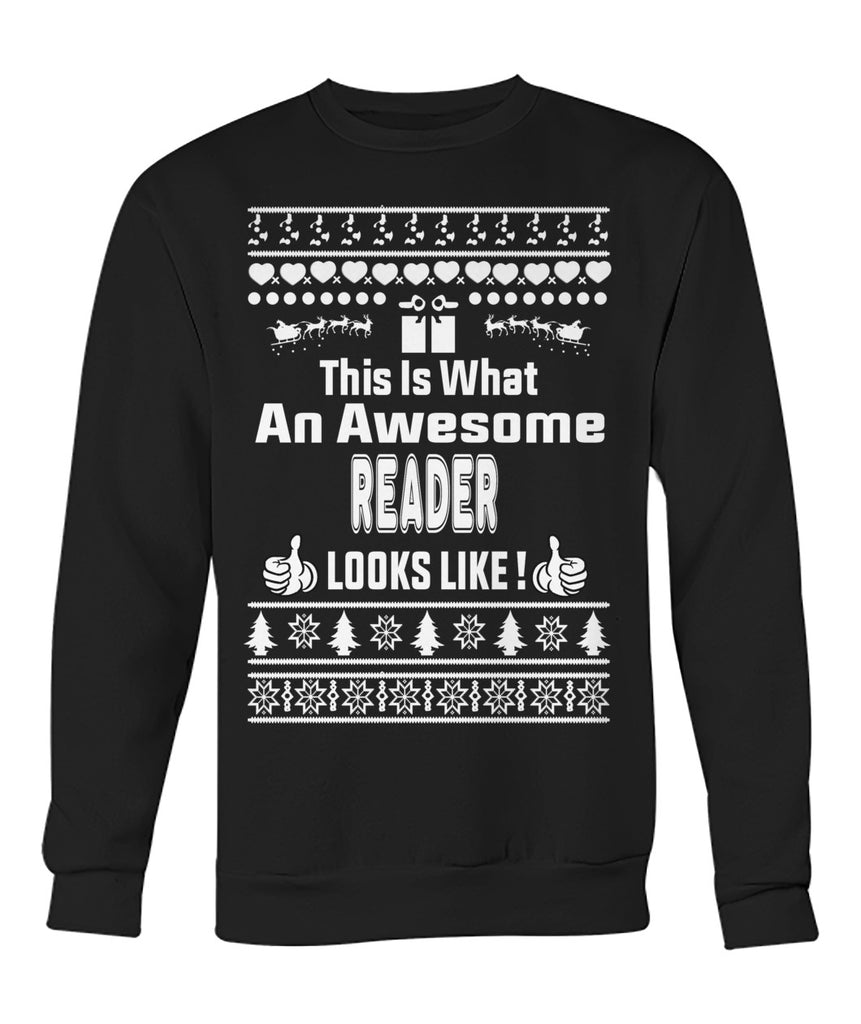 Awesome Reader Sweatshirt