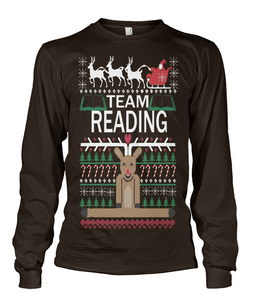 Team Reading Christmas Longsleeve