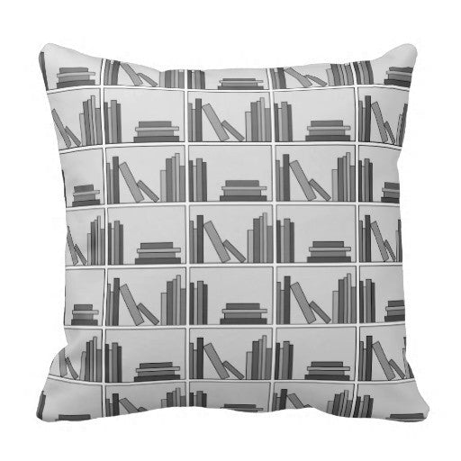 Books, Books & More Books Pillow Case