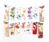 Beautiful Butterfly Bookmark (QTY 5)