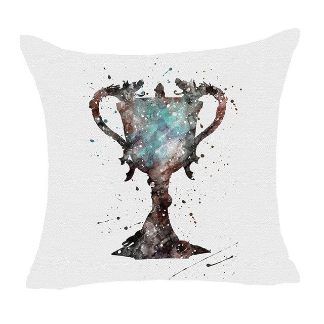 Harry Potter Handmade Pillow Covers