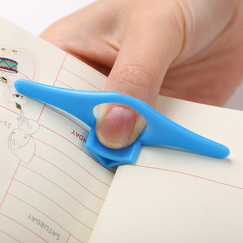 10 PCS Thumb Book Holder