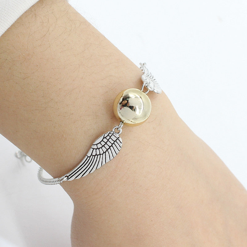 Harry Potter Wing Bracelet
