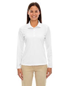 Ladies Dry Fit Polo Long Sleeve
