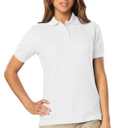 Ladies Dry Fit Polo Short Sleeve
