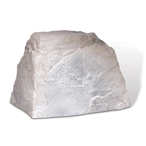 Large Faux Rock Model 104 in Fieldstone color