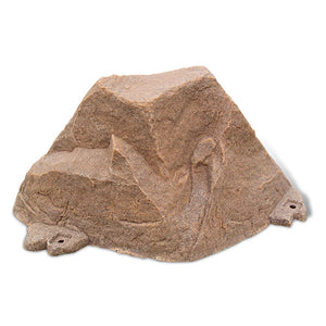 Flat Face Faux Rock Model 105 in Autumn Bluff color