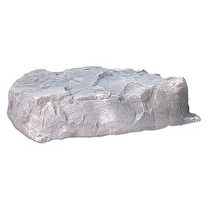 Large Low Profile Faux Rock Model 112 in Fieldstone color