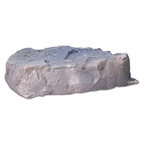 Large Low Profile Faux Rock Model 112 in Riverbed color