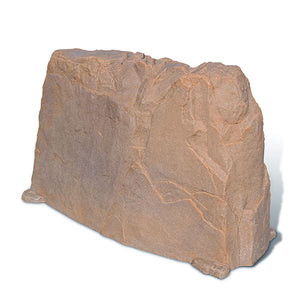 Large Backflow Faux Rock Model 116 in Autumn Bluff color