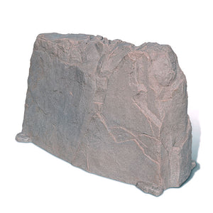 Large Backflow Faux Rock Model 116 in Riverbed color