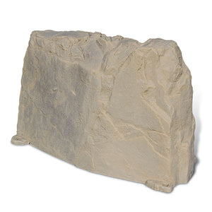 Large Backflow Faux Rock Model 116 in Sandstone color