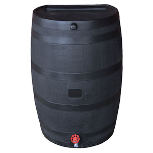 50 Gallon Eco Rain Barrel - 100% Recycled Material