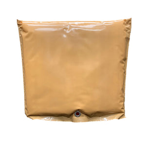 "DekoRRa Insulated Pouch 605 16"" L x 15"" H in Desert Tan color"