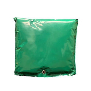"DekoRRa Insulated Pouch 605 16"" L x 15"" H in Green color"