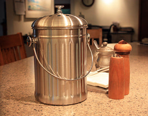 Kitchen Accents® SS Kitchen Composter
