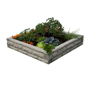 Garden Wizard Raised Bed Garden Sandstone