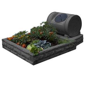Garden Wizard Raised Bed Garden Hybrid