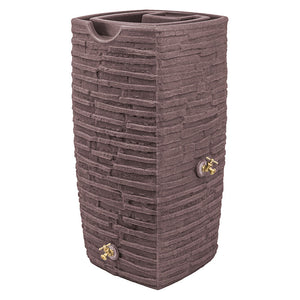 Impressions Riverwalk 50 Gallon Rain Saver Red