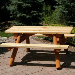 Children's 4' Picnic Table