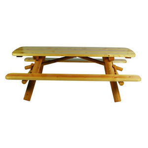 5' Oval Edge Picnic Table Kit