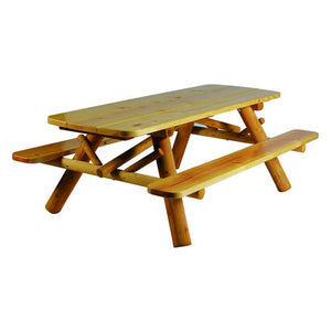 6' Oval Edge Picnic Table Kit