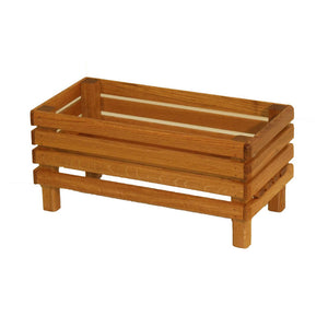 White Oak Planter Boxes (Set of 4)