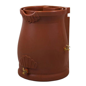 Rain Wizard Urn 50 Gallon Terra Cotta