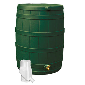 Rain Wizard 50 Gallon Starter Kit Green