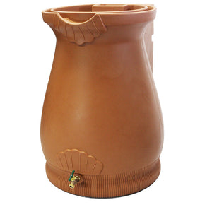Rain Wizard Urn 65 Gallon Terra Cotta