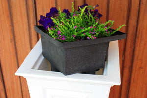 Savannah Planter w/ LED