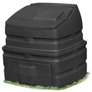 Compost Wizard Standing Bin with 12 cubic foot capacity