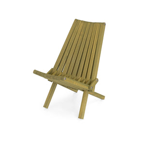 XQuare Wooden Chair X36 Avocado