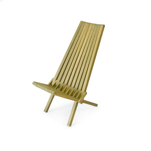XQuare Wooden Folding Chair X45 Avocado