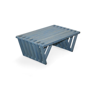XQuare Wooden Coffee Table X36 Sky Blue