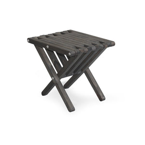 XQuare Wooden End Table X36 Wild Black
