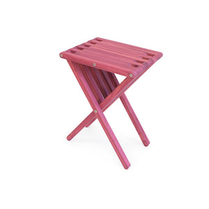 XQuare Wooden End Table X45 Gooseberry