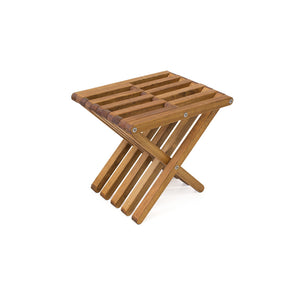 XQuare Wooden Stool X30 Light Brown