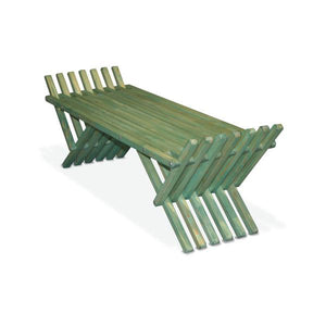 XQuare Wooden French Bench X90