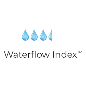Very Heavy waterflow index