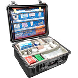 Pelican 1550EMS EMS Case - Rugged Hard Cases