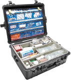 Pelican 1600EMS EMS Case - Rugged Hard Cases