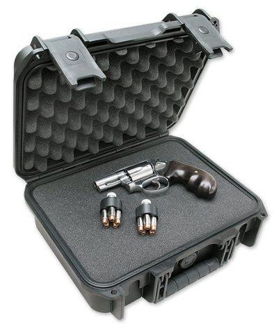 SKB iSeries 1209-4 Mil-Spec Pistol Case - Rugged Hard Cases
