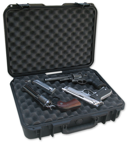 SKB iSeries 1813-5 Mil-Spec Pistol Case - Rugged Hard Cases