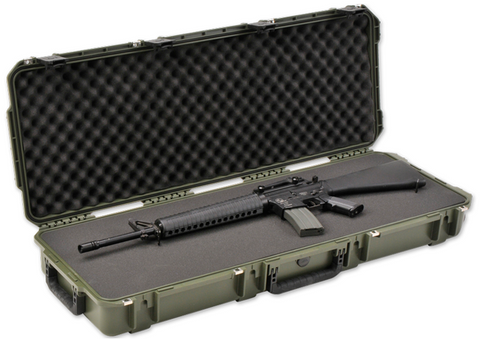 SKB iSeries 4214 AR / Long Rifle Case - Rugged Hard Cases