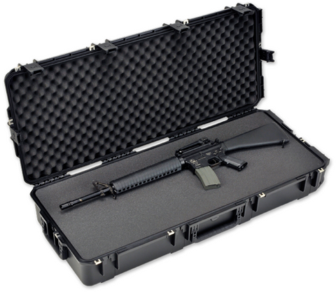 SKB iSeries 4217 Mil-Spec AR / Short Rifle Case - Rugged Hard Cases