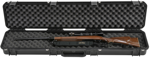 SKB iSeries 4909 Single Rifle Case - Rugged Hard Cases