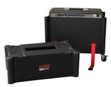 Molded Case & Stand for 2X12 Combo Amps