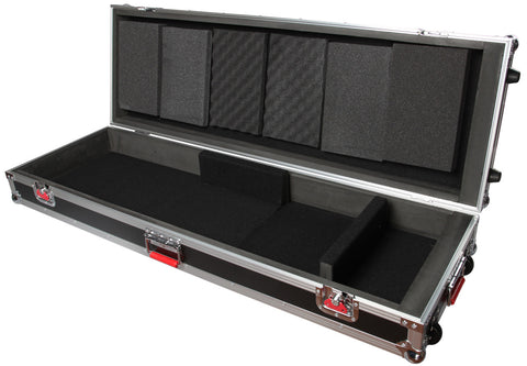 ATA Wood Flight Case to fit Most Slim 88 Note Keyboards