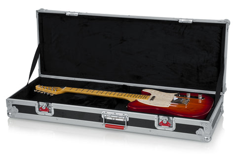 ATA Wood Flight Case for Electric Guitars